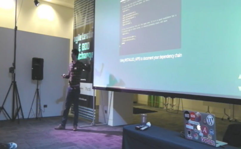 Encapsulated Django: Keeping your apps small, focused and free of circular dependencies